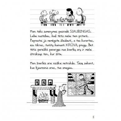 Nevykėlio dienoraštis 12. Atostogos 6