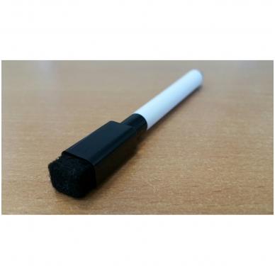 Nuvalomas rašiklis su kamštuku ir kempinėle 3
