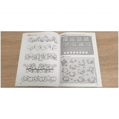 Pasakiukai mokosi skaičiuoti 5-6 m.vaikams. D. Dubinienė 3