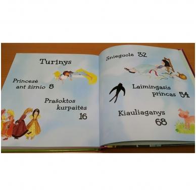 Pasakos apie princus ir princeses 3