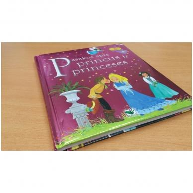 Pasakos apie princus ir princeses 2