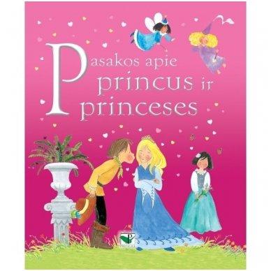 BROKAS!!! Pasakos apie princus ir princeses (iš grąžinimų)