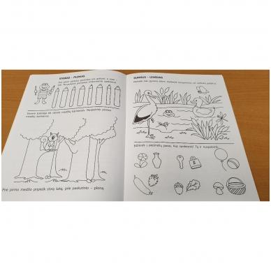 Pirmieji matematikos žingsneliai 4-5 metų vaikams 7