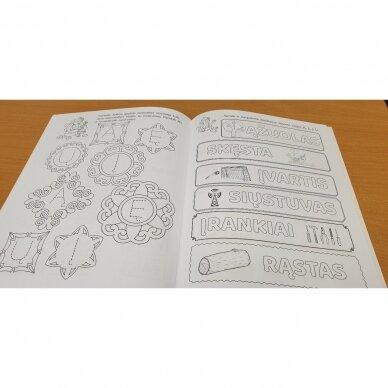 Pirmieji skaitymo žingsneliai 5-6 metų vaikams 2