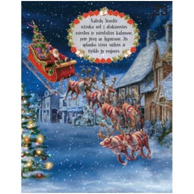 Po žvaigždėtu Kalėdų dangumi 3