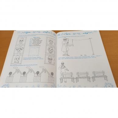 Pratimų rinkinys 5-6 metų vaikams. 1 dalis 5
