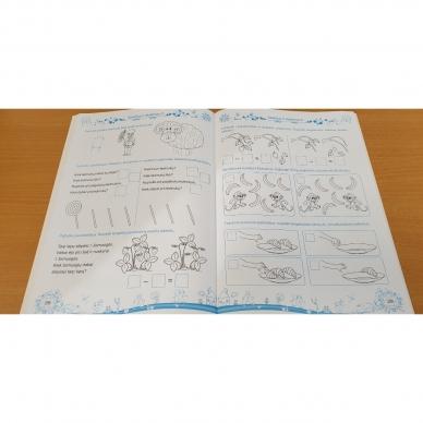 Pratimų rinkinys 5-6 metų vaikams. 2 dalis 12