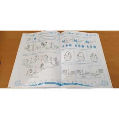 Pratimų rinkinys 5-6 metų vaikams. 2 dalis 13