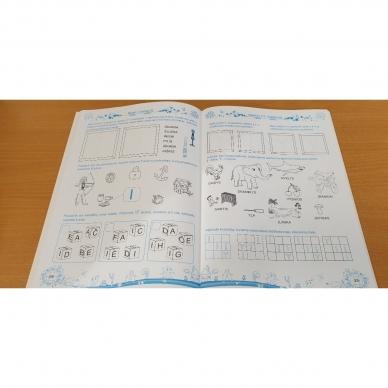 Pratimų rinkinys 5-6 metų vaikams. 2 dalis 4