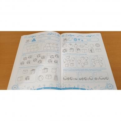 Pratimų rinkinys 5-6 metų vaikams. 2 dalis 7