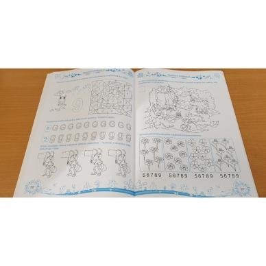 Pratimų rinkinys 5-6 metų vaikams. 2 dalis 8
