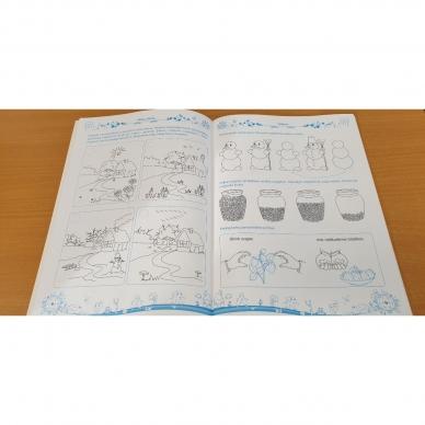Pratimų rinkinys 5-6 metų vaikams. 2 dalis 9