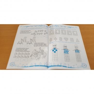 Pratimų rinkinys 5-6 metų vaikams. 3 dalis 11