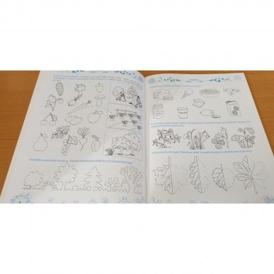 Pratimų rinkinys 5-6 metų vaikams. 3 dalis 9