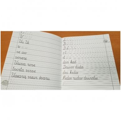 Rašymo pratybos 1 dalis 3