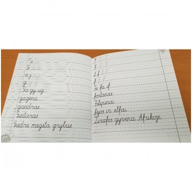 Rašymo pratybos 1 dalis 6