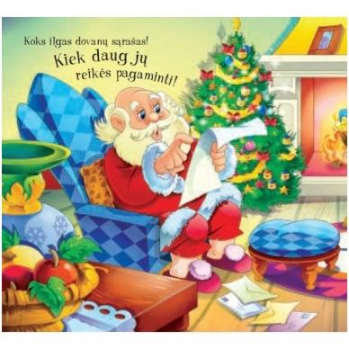 Smagios dėlionės. Baltos Kalėdos. 6 dėlionės 6