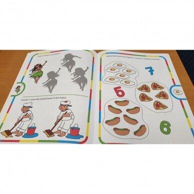 Smagios užduotėlės 4-5 metų vaikams 2