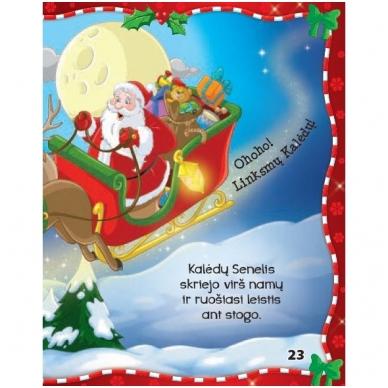 Stebuklingas Kalėdų pasaulis 3