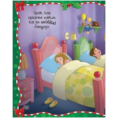 Stebuklingas Kalėdų pasaulis 4