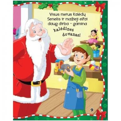 Stebuklingas Kalėdų pasaulis 7