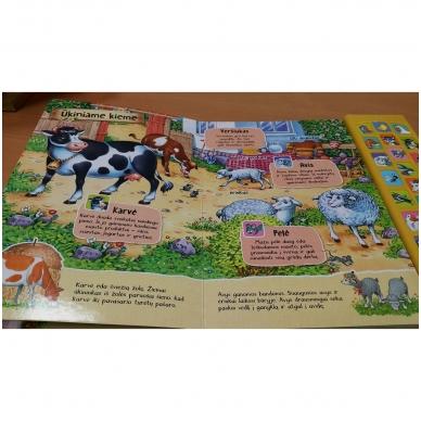 Sveiki atvykę į ūkį. 22 ūkio garsai 4