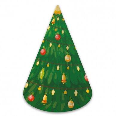 Švęskime Kalėdas! 5-6 metų vaikams. 4 knygelės (3 užduočių ir 1 lipdukų), 250 lipdukų, 6 spalvoti pieštukai, 3 kalėdiniai žaisliukai 7