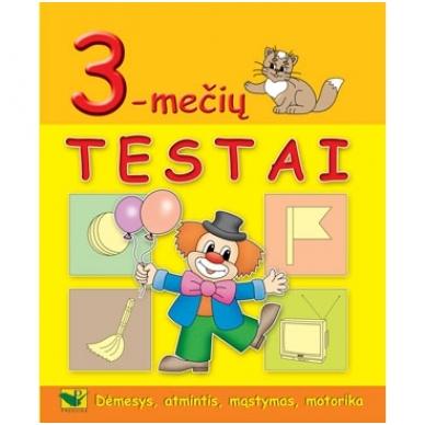 3-mečių testai