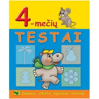 4-mečių testai