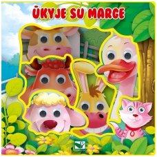 Ūkyje su Marge. Knyga su akimis