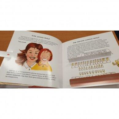 Viskas apie tavo dantukus (Su dantukų dėžute) 9
